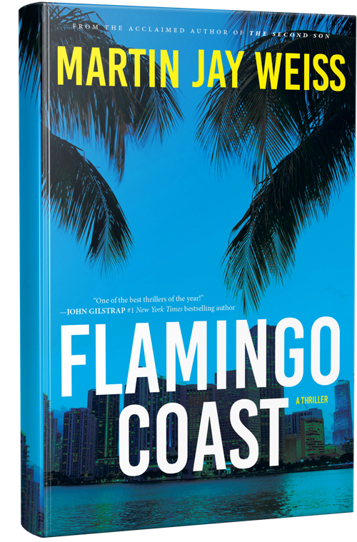 Flamingo Coast Book Cover
