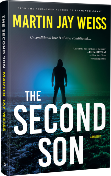 Second Son Book Cover
