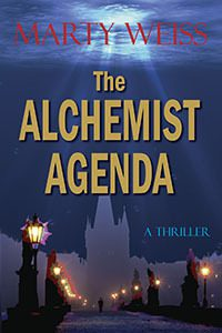 The Alchemist Agenda Book Cover